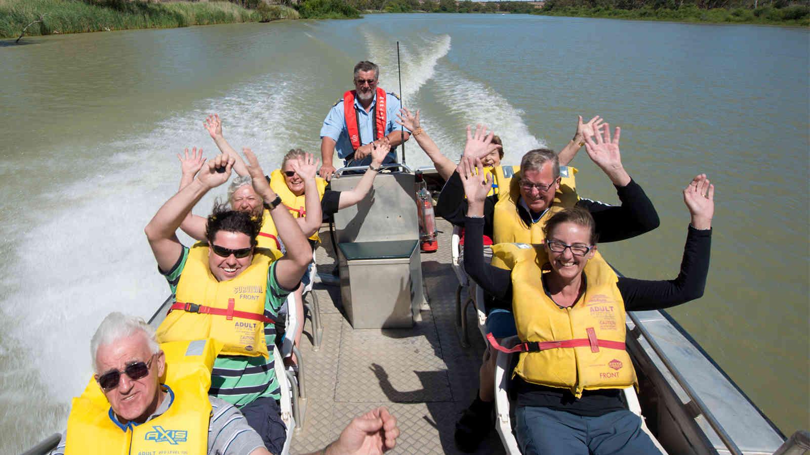 Tender Boat Rides Murray Princess 1600X900