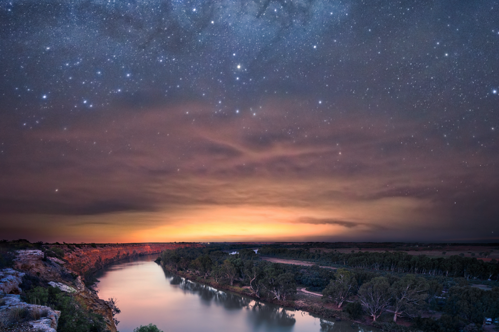 Dark Sky Reserve Murray River 1600X900