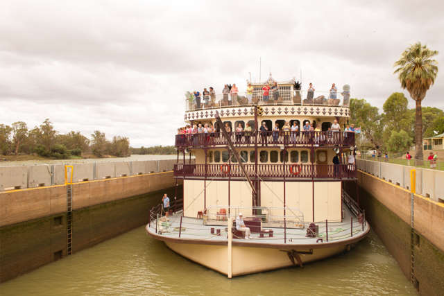 7 Night Renmark to Mannum Cruise