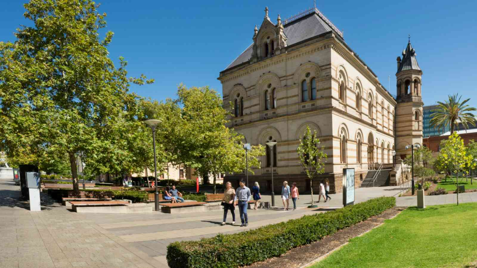 Adelaide City Museum