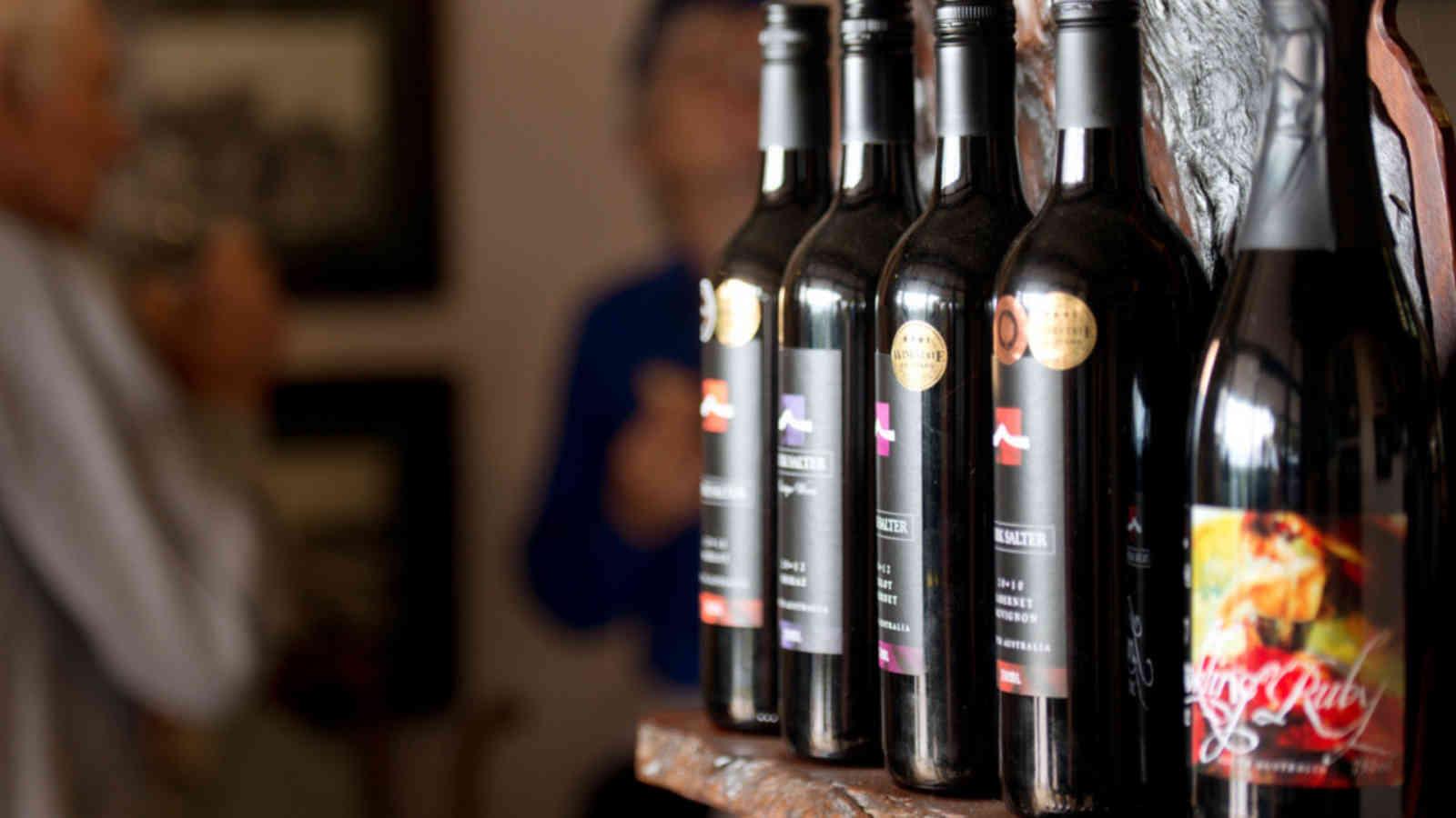 Burk Salter Wines