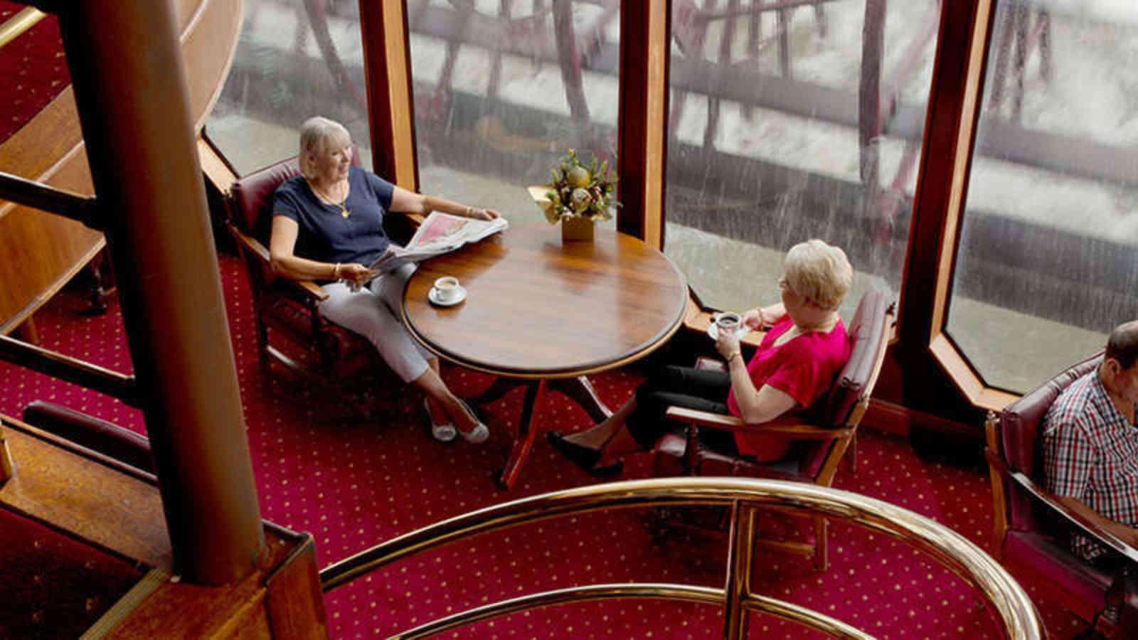 Murray Princess Paddlewheel Lounge