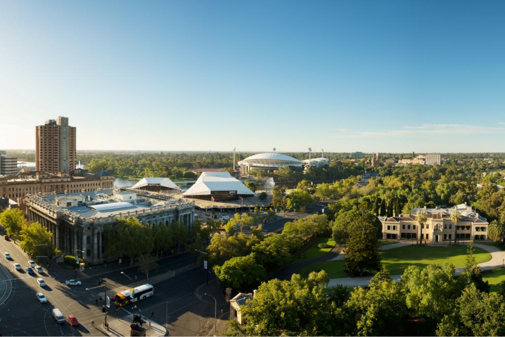 Adelaide City Scenery