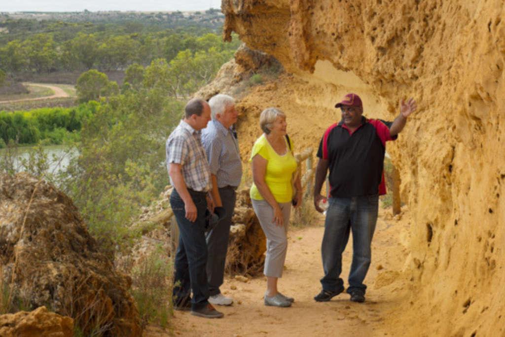Ngaut Ngaut Aboriginal Park Walk