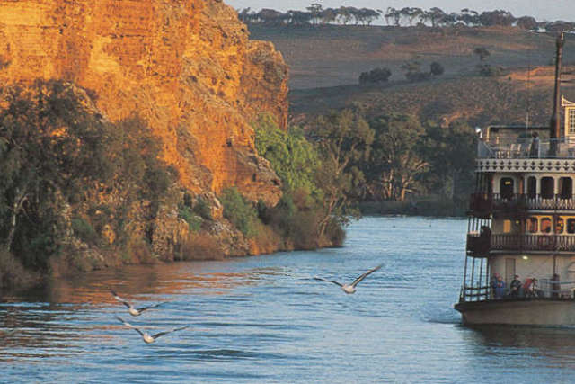 7 Night Mannum to Renmark New Year's Eve Cruise