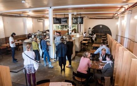 Three Williams Cafe