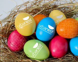 Don't miss your Easter egg hunt at Urbanest!