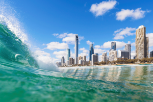 Urbanest South Bank convenient to the sunny beaches and theme parks in the Gold Coast, Queensland