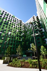 Urbanest South Bank affordable student accomodation in Brisbane purpose built and designed for students