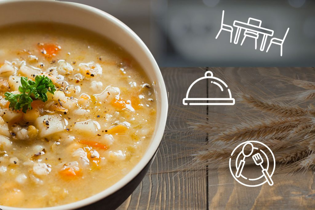 Urbanest Australia quick cheap affordable student meals Swiss Barley Soup Recipe