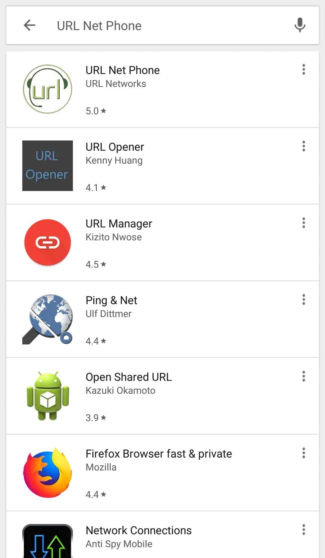 android url spy