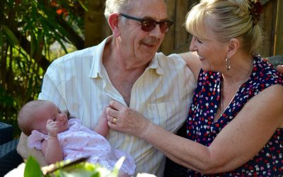 Grandparents step in to fill the void for busy parents
