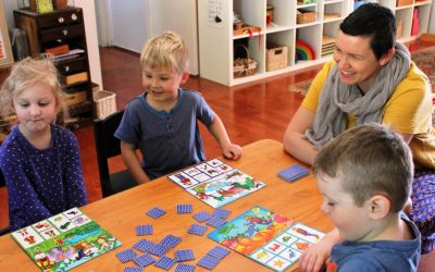 What is family day care?