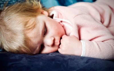 Does your toddler need a sleep routine?