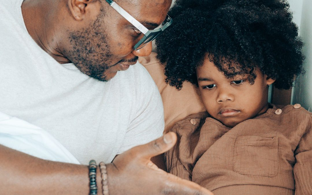 Easy ways to be a better listener to your child