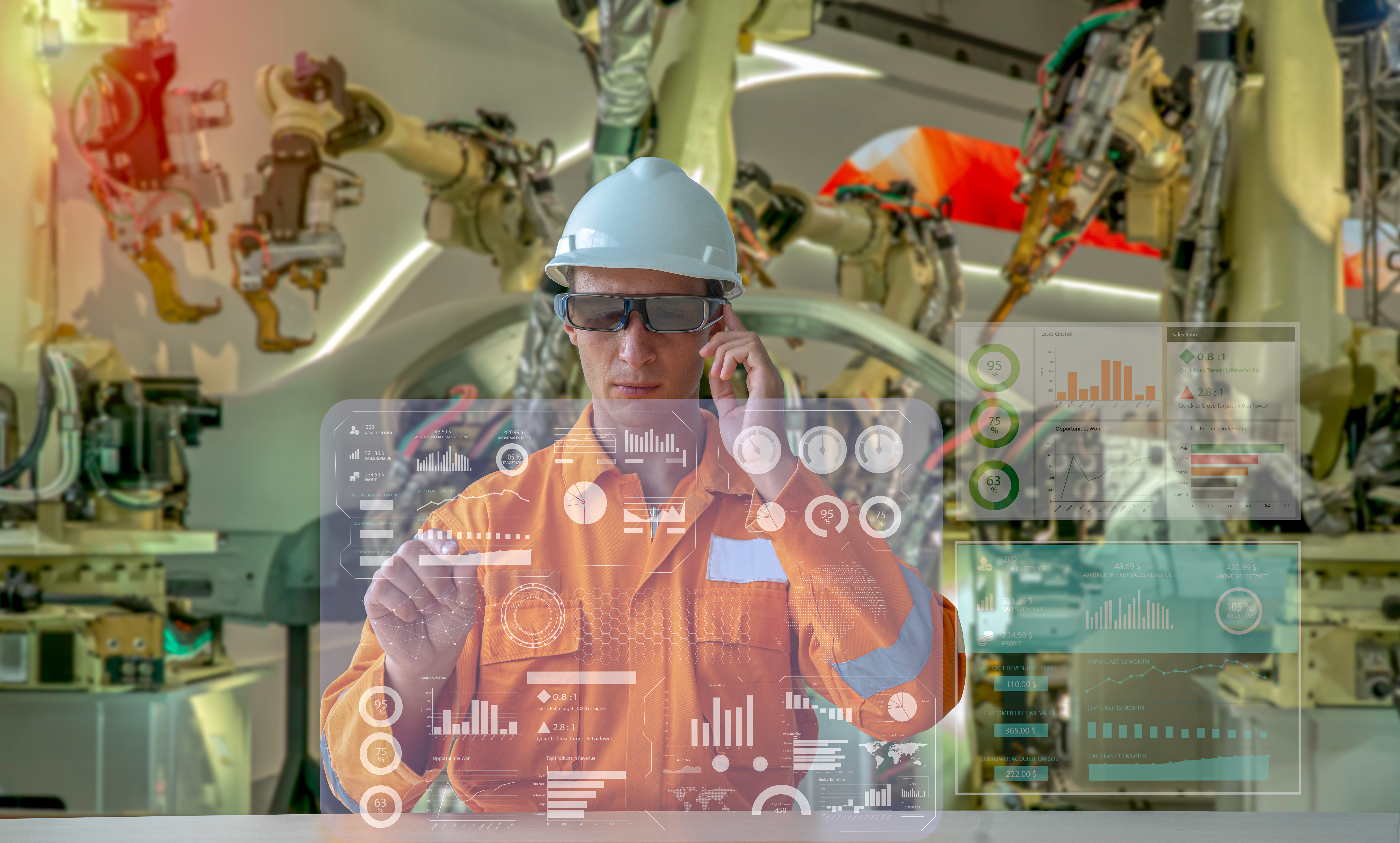 augmented reality application for automation manufacturing training
