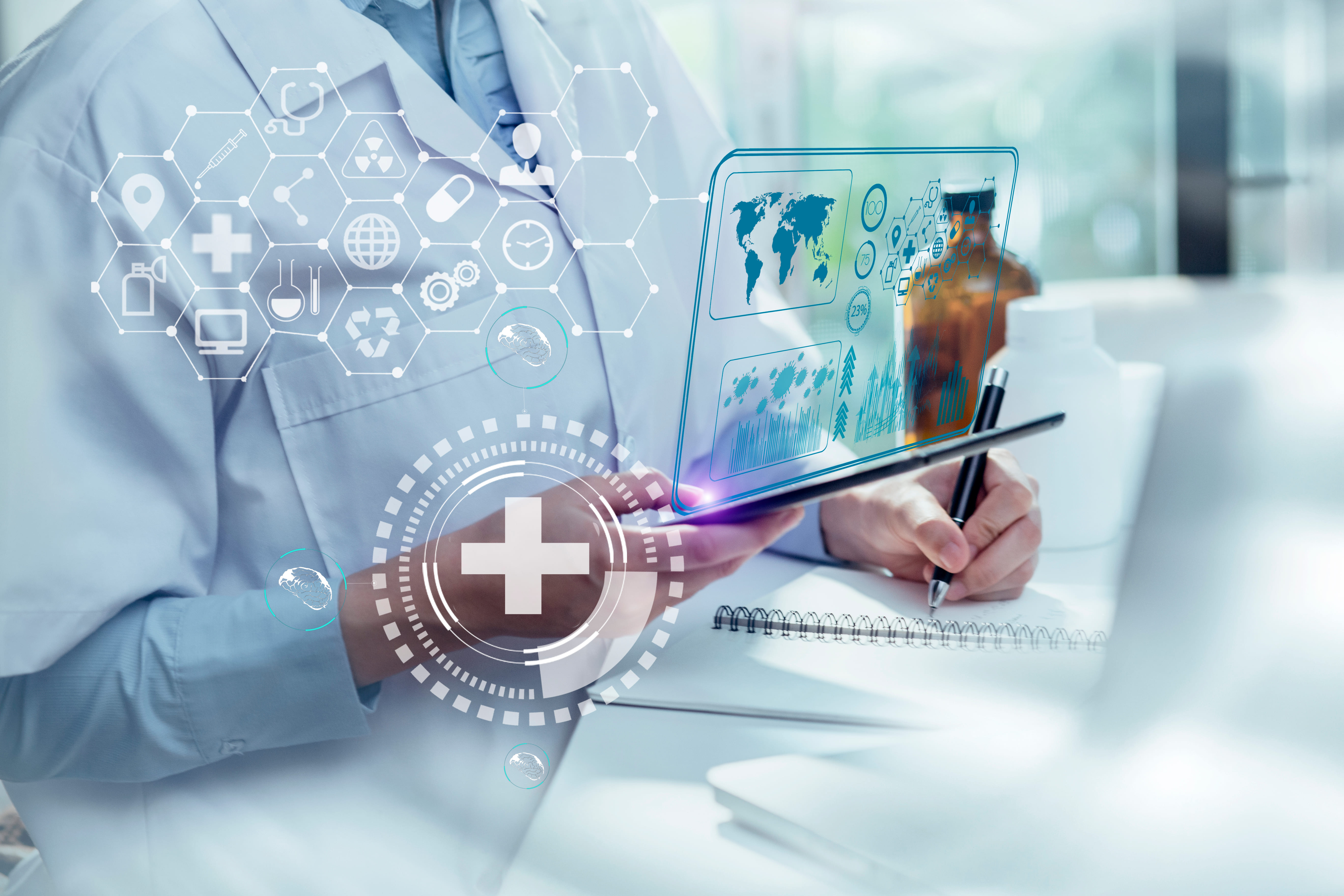 vection augmented reality solutions for medical training