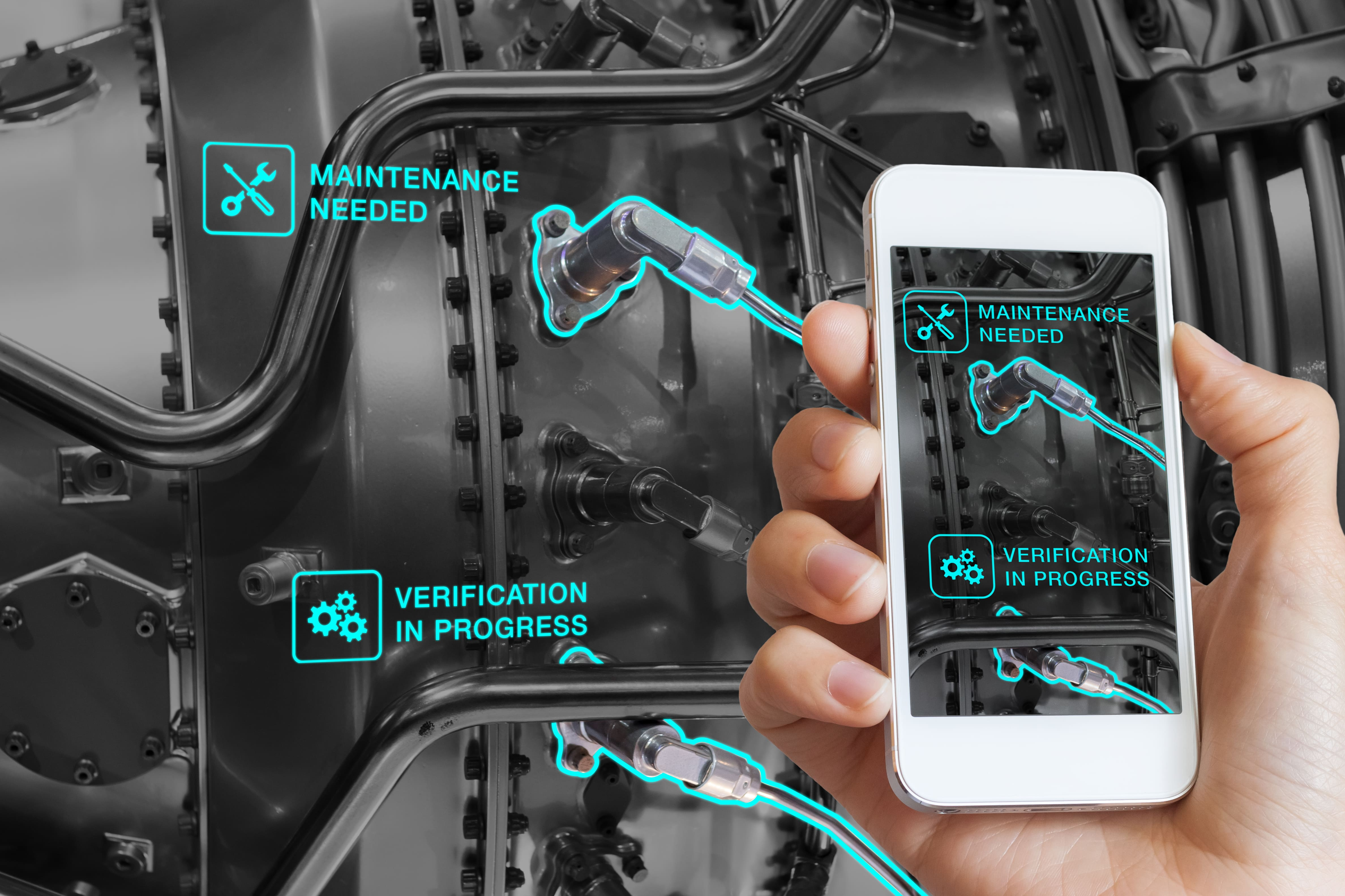 augmented reality application for remote maintenance