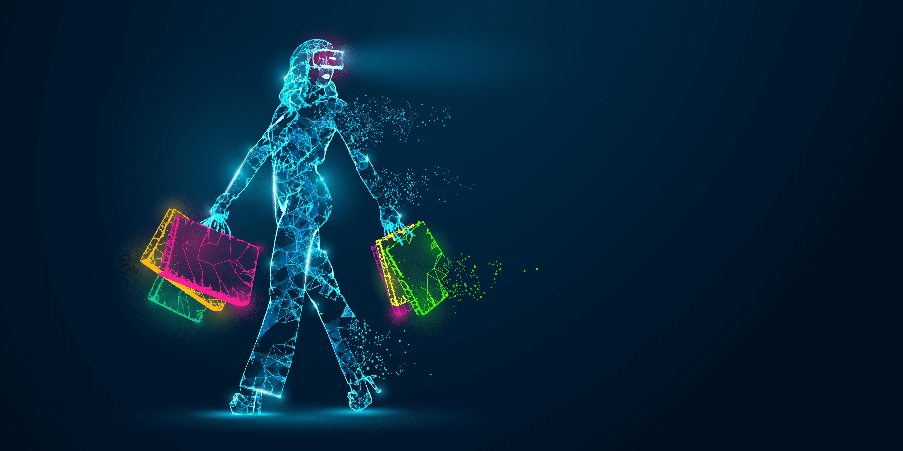 virtual reality application for retail