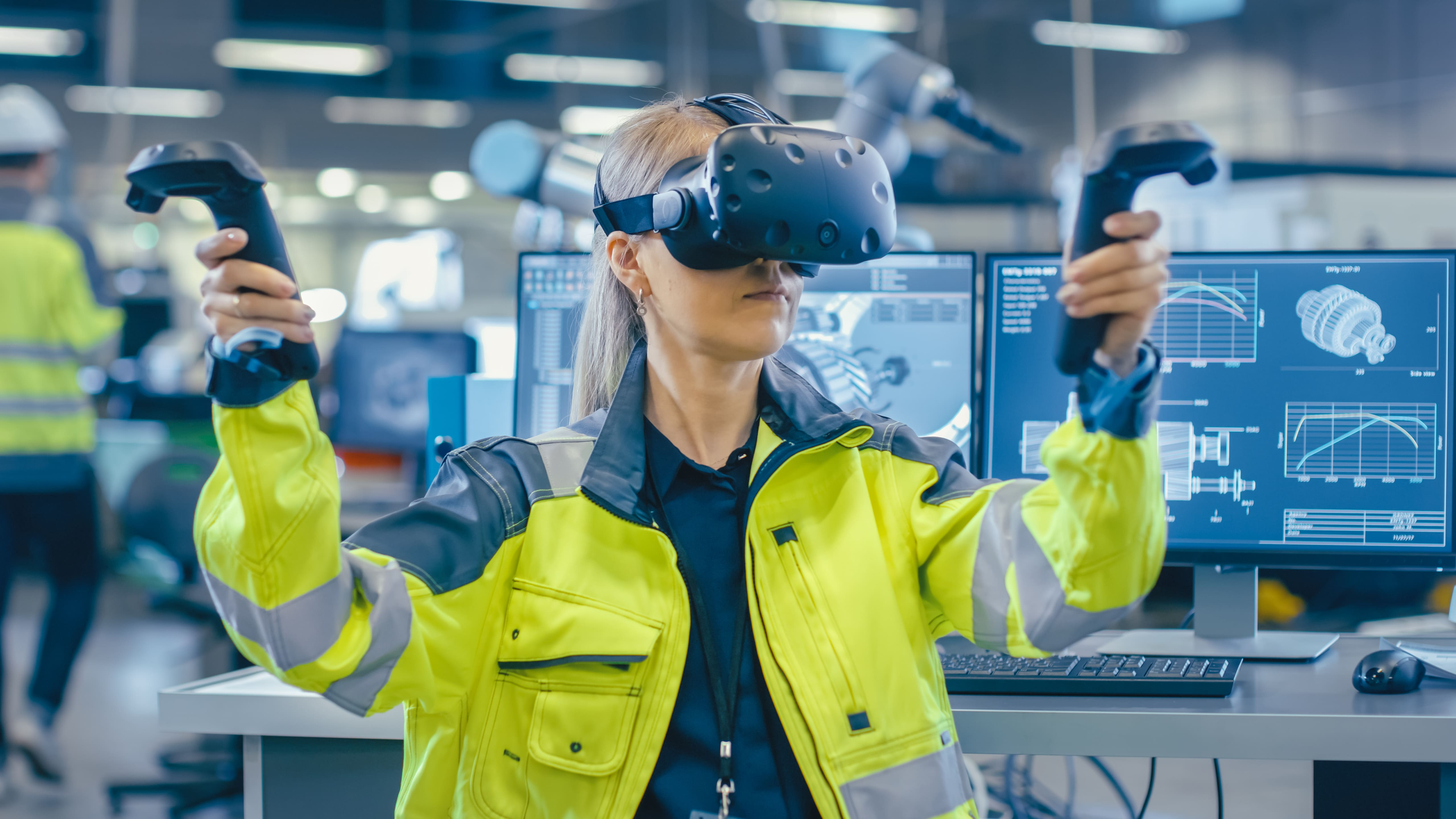 augmented reality digital transformation technologies