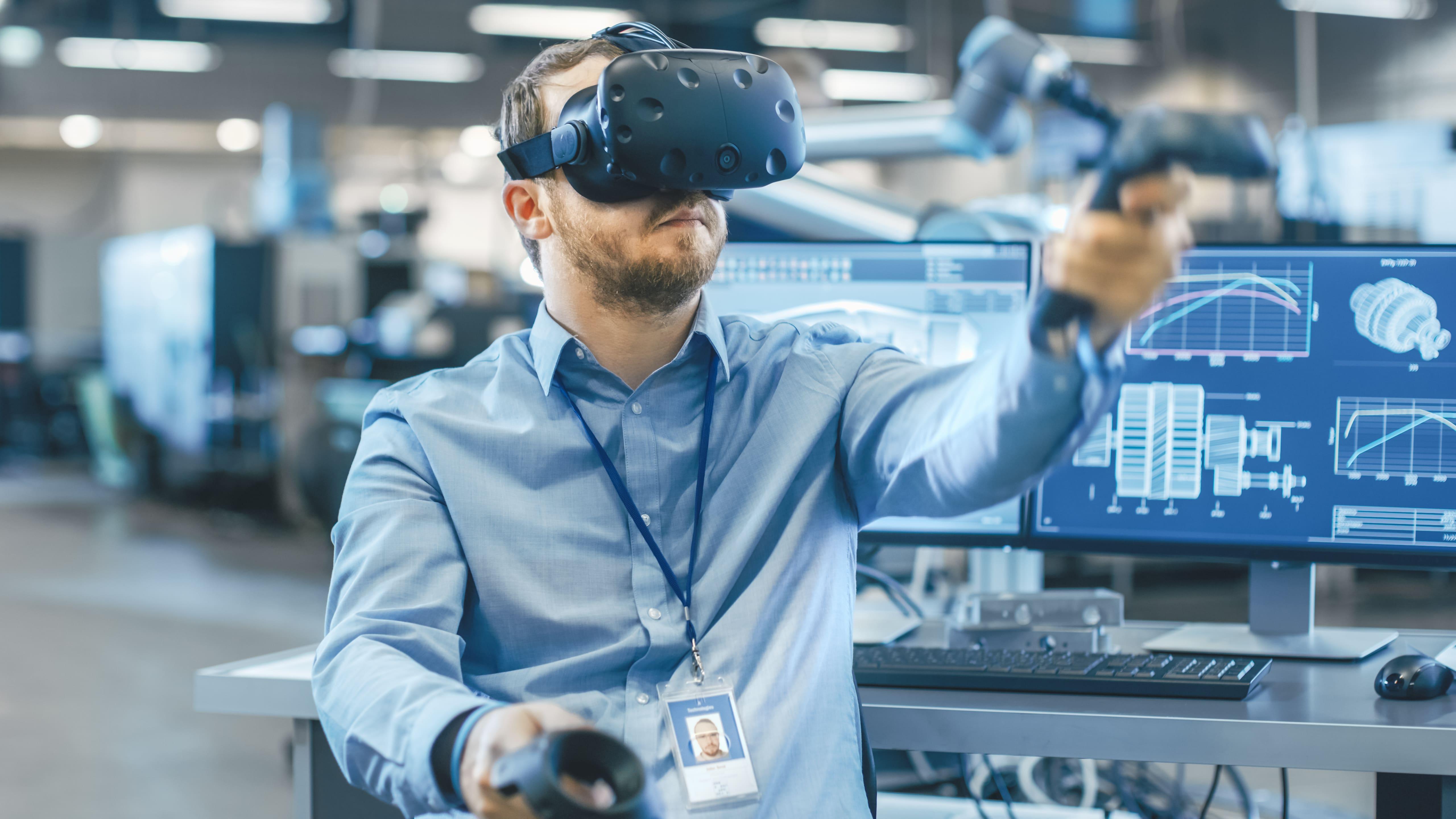 vection virtual prototyping vr technologies advantages