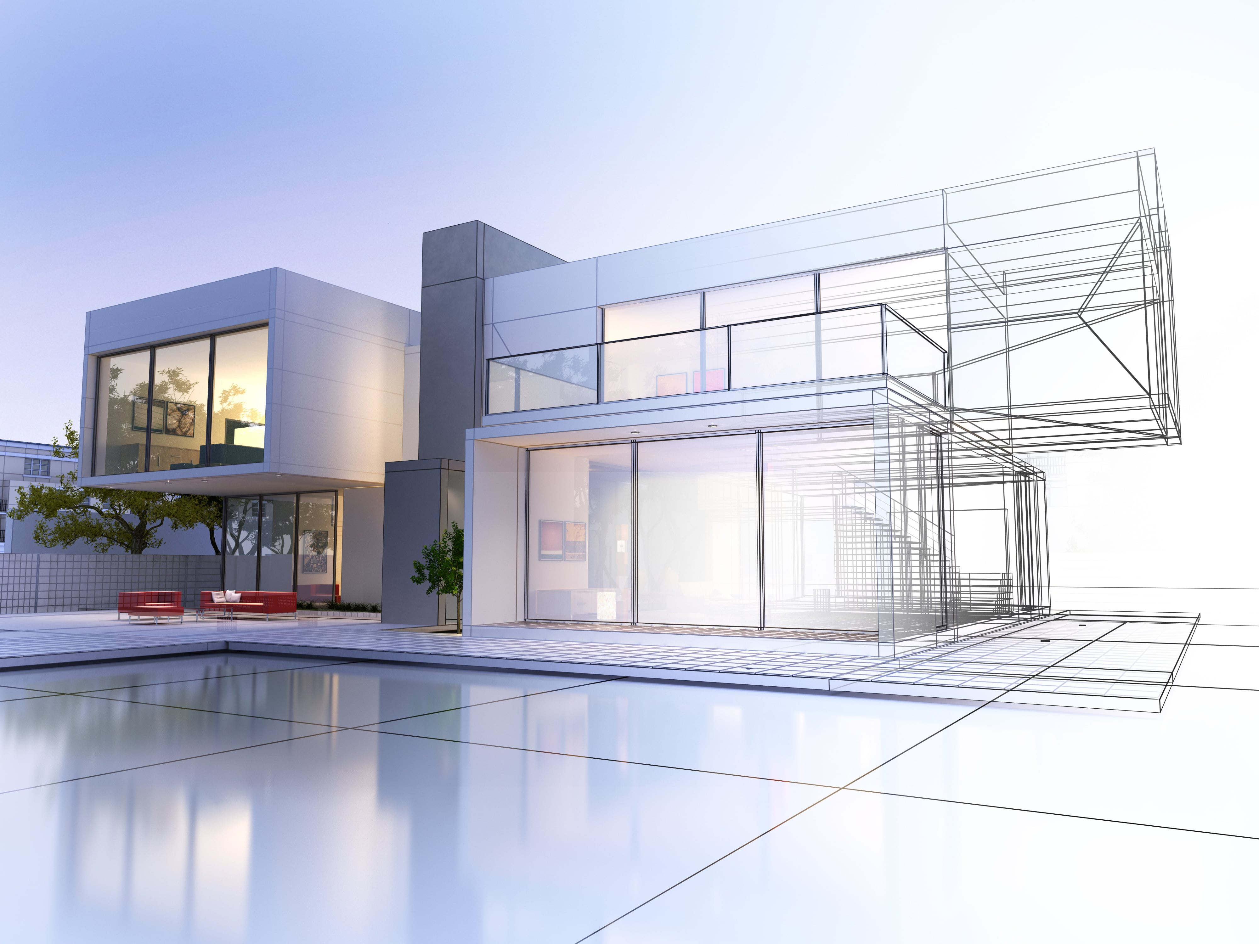 vection mindesk rendering 3d cad real-time e fotorealistico