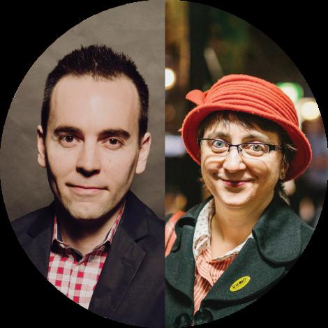 Nick McEwan-Hall & Marie Vassallo