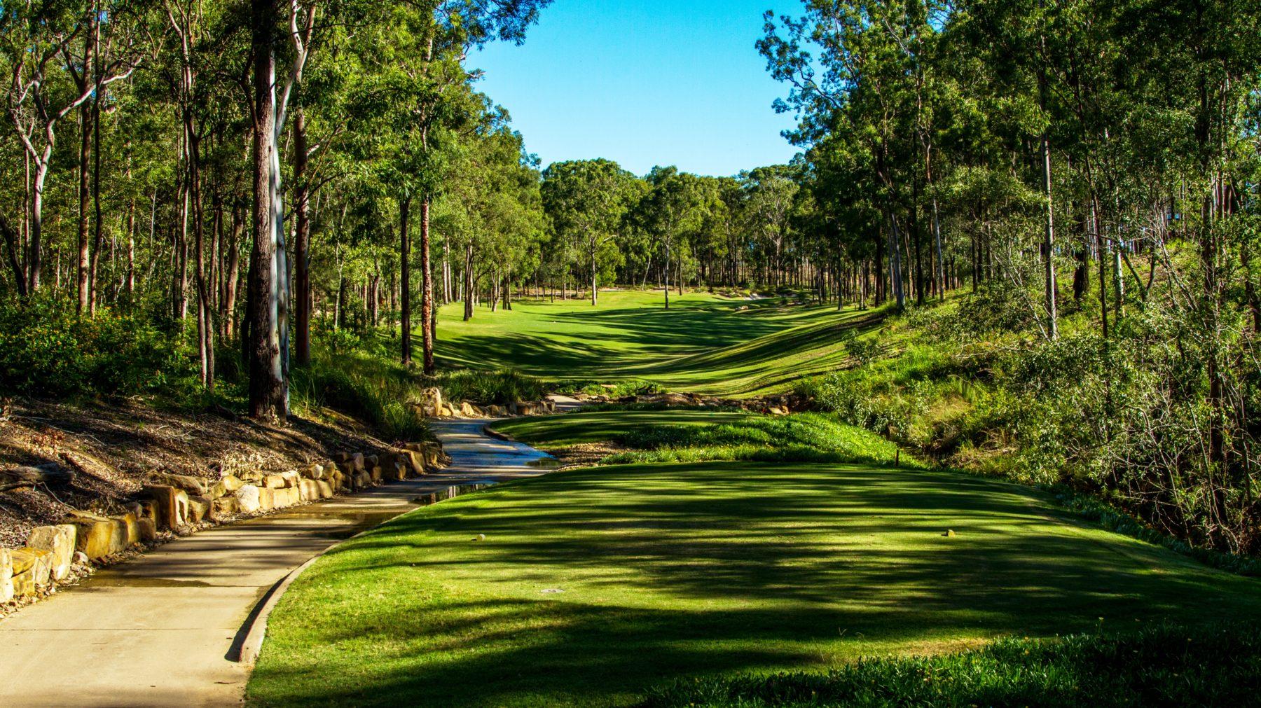 Brookwater Golf Club - Queensland, Australia - Voyages.golf