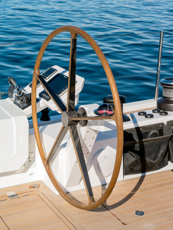 cnb 76 steering wheel