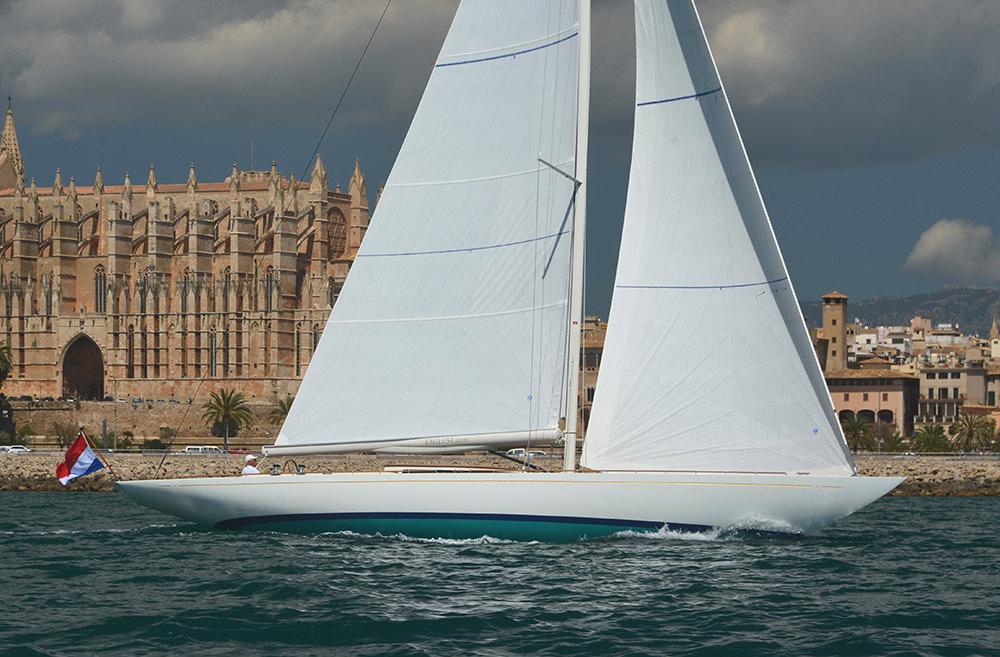 eagle 54 sailing