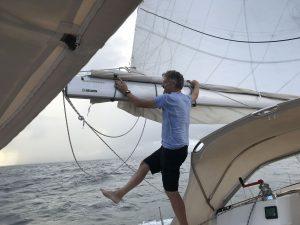 matt with sails