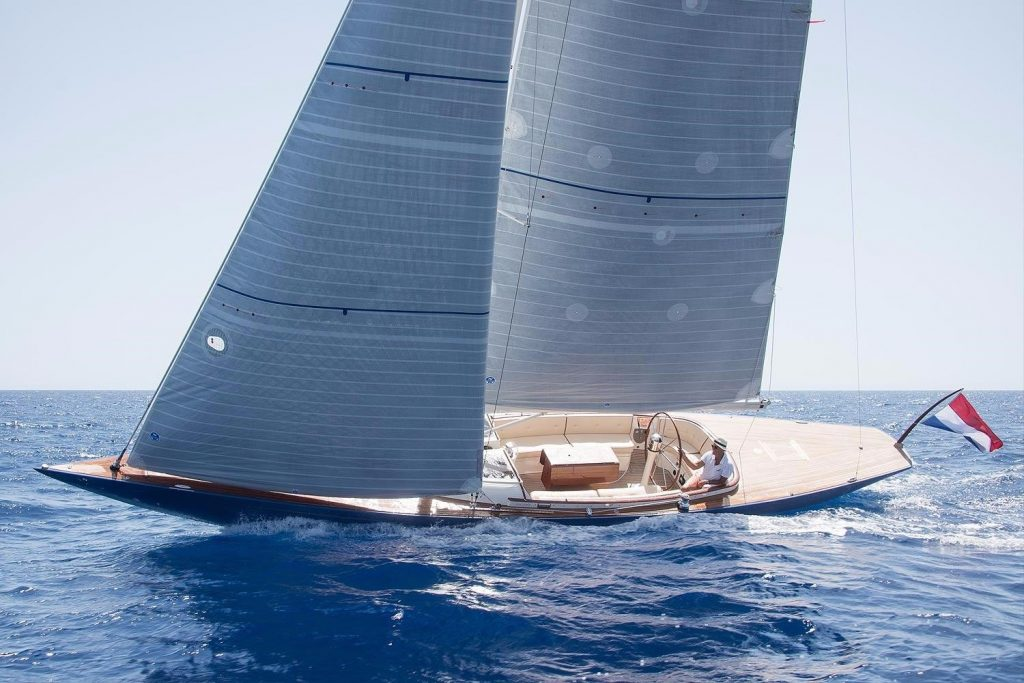 eagle yacht sailing