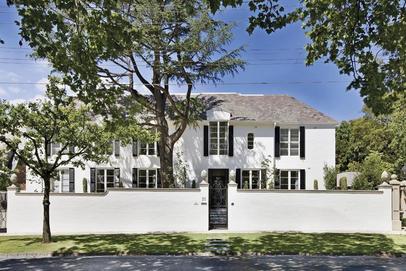 20 St Georges Road Toorak Vic 3142 Sale Rental History Property 360