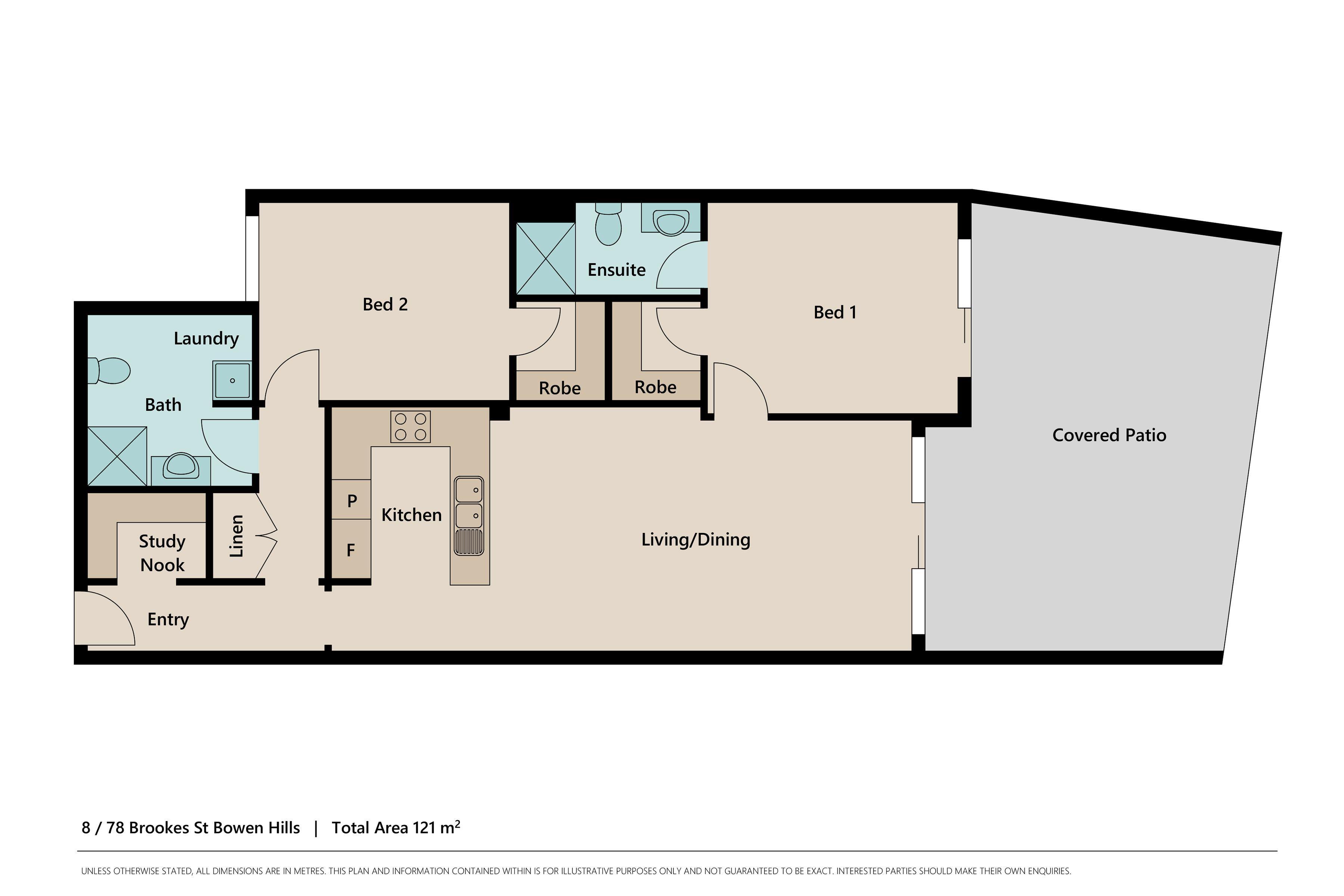 8/78 Brookes Street, Bowen Hills, QLD 4006, Sale & Rental ...