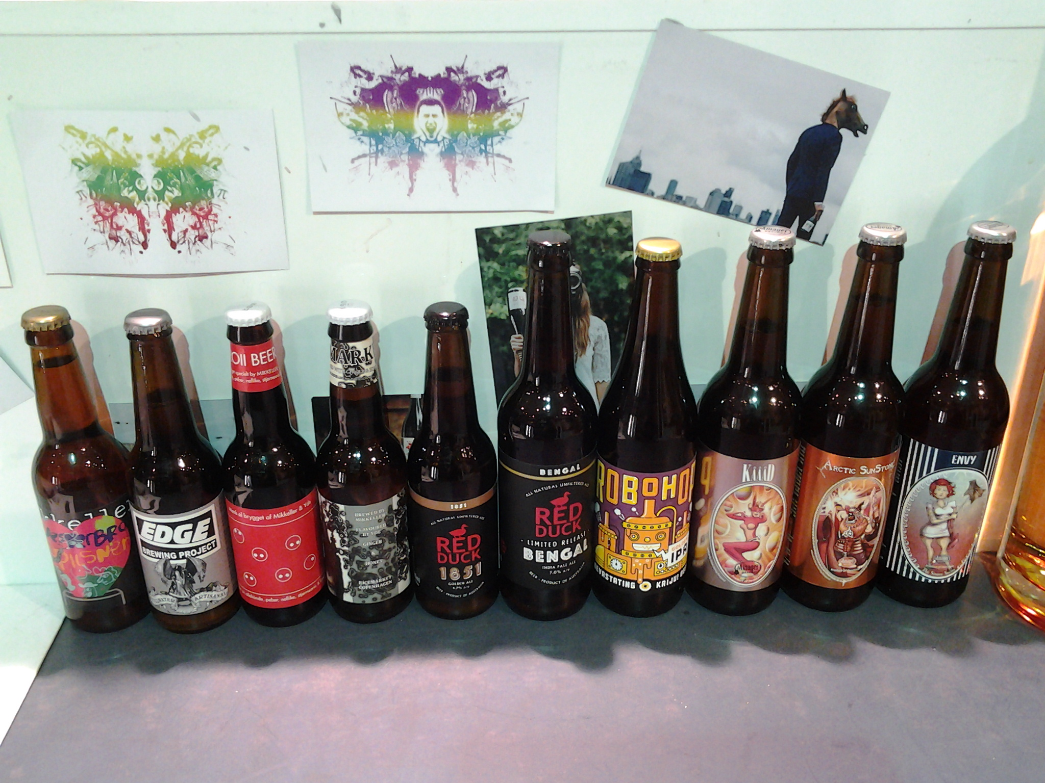 New Craft Beer Additions for January 2015