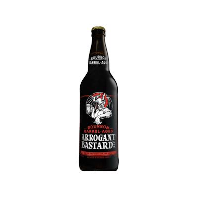 Stone Arrogant Bastard Bourbon Barrel Aged