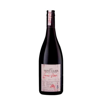Saint Claire Block 5 Pinot Noir 2012-Marlborough