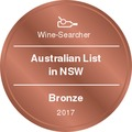 Australian Wine List In NSW