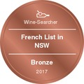 French Wine List In NSW