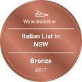 Italian Wine List In NSW