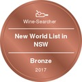New World Wine List In NSW