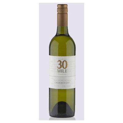 30 Mile Chardonnay 2013