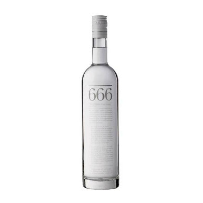 666 Pure Tasmania Vodka