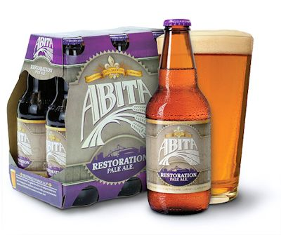 Abita Brewing Company Restoration Pale Ale