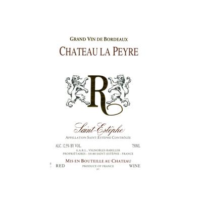 Chateau La Peyre 2009