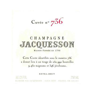 Jacquesson Cuvee 736 NV