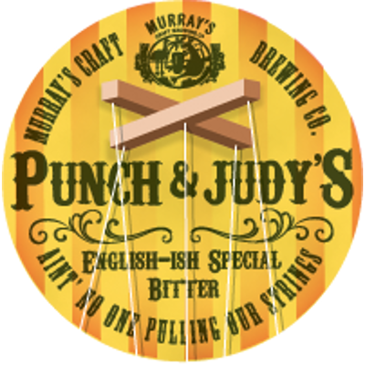 Murrays Punch & Judys Ale