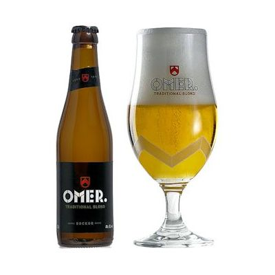 Omer Traditional Blond Bockor Brewery