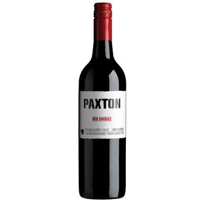 Paxton MV Shiraz 2012