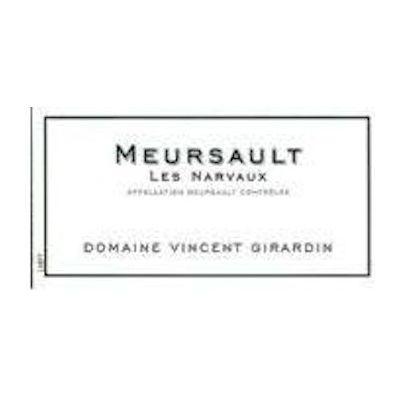 Vincent Girardin Les Narvaux Meursault 2011